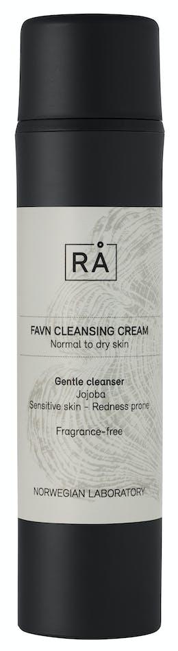 RÅ SKINCARE FAVN CLEANSING CREAM 150 ml