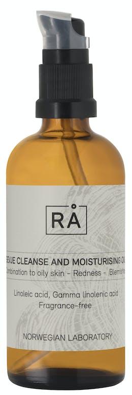 RÅ SKINCARE SEVJE CLEANSE AND MOISTURISING OIL 100 ML