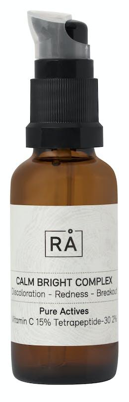 RÅ SKINCARE CALM BRIGHT COMPLEX  30 ml